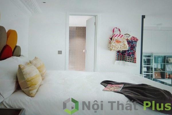 mẫu phòng ngủ phong cách tối giản